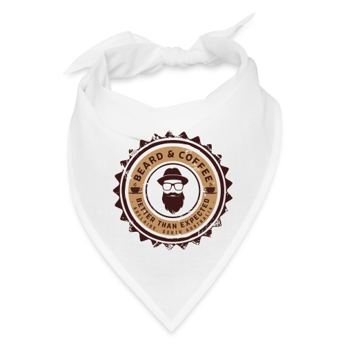 Beard and Coffee Merch - Bandana