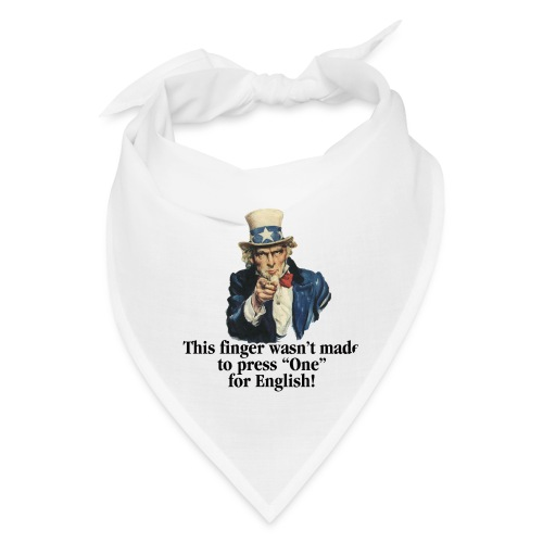 Uncle Sam - Finger - Bandana