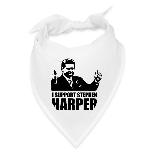 I Support Stephen Harper - Bandana