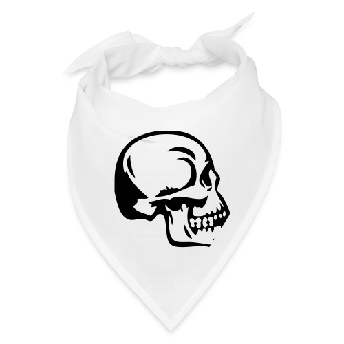 Halloween Skulls Trick or Treat Bags - Bandana