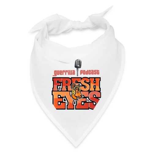 fresh eyes Merch - Bandana