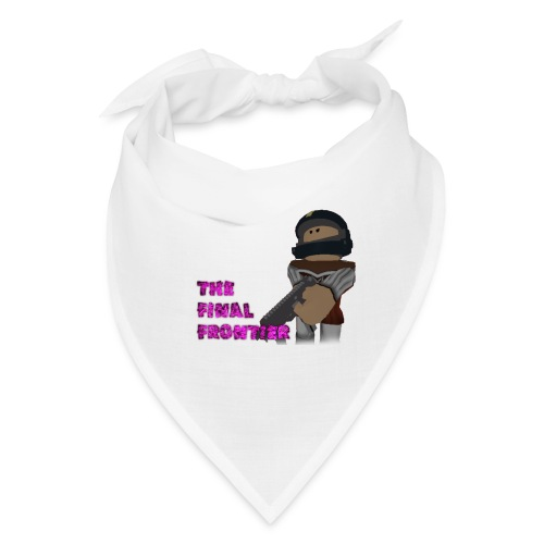 The Final Frontier Sports Items - Bandana