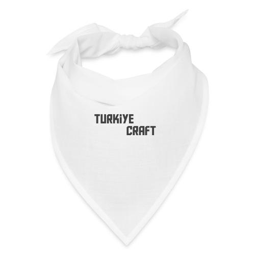 TurkiyeCrafts Solid Logo - Bandana