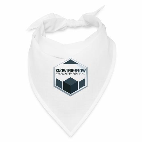 KnowledgeFlow Cybersafety Champion - Bandana