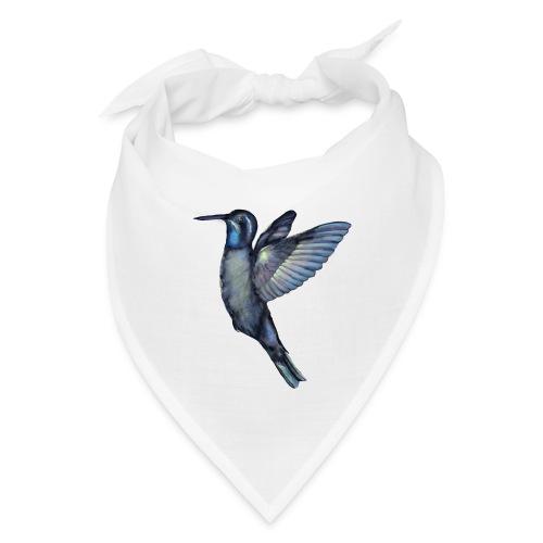 Hummingbird in flight - Bandana
