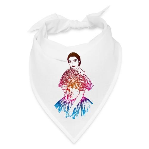 La traviata: Maria Callas as Violetta Valéry - Bandana