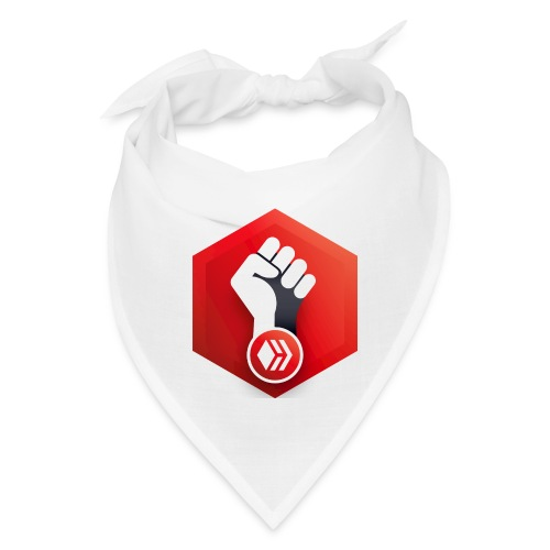 Hive Revolution Logo - Bandana
