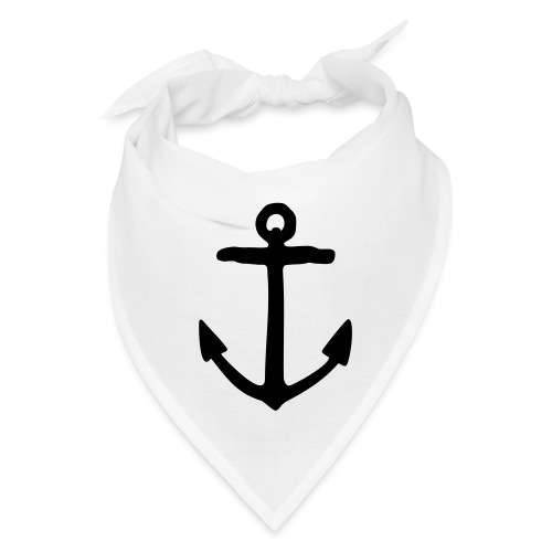 Anchor Sailor Sailing Boating Yachting - Bandana