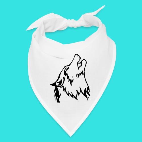Wolf (back) - Bandana