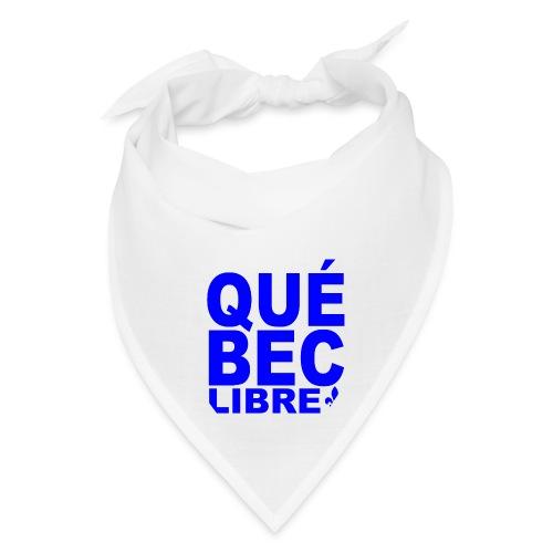 Québec libre - Bandana
