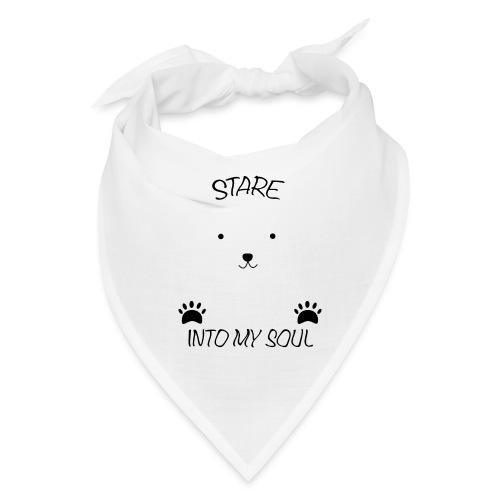 Polar Bear Stare - Bandana