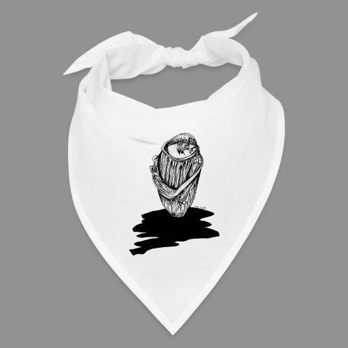 Wolfman Originals Black & White 16 - Bandana
