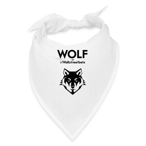 Wolf of Wallstreetbets - Bandana