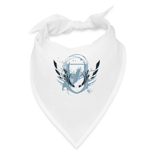 COOL Painted Shield Design - Bandana