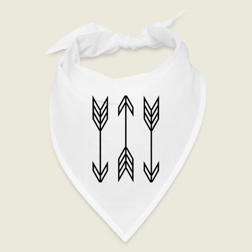 arrow symbols - Bandana
