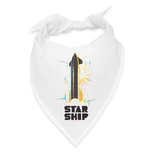 Star Ship Earth - Light - Bandana