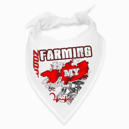 saskhoodz farming - Bandana