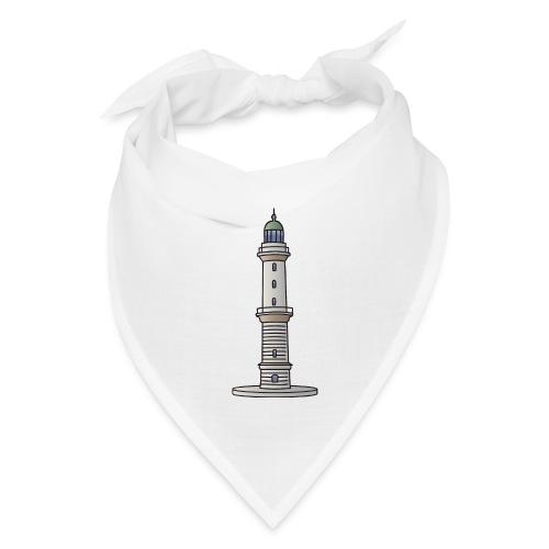 Lighthouse Warnemünde Rostock - Bandana