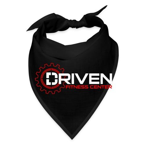 Driven Fitness Horizontal Logo - Bandana