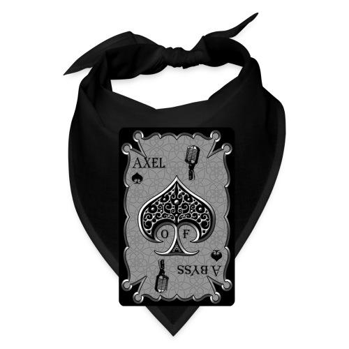 Axelofabyss Spade Card - Bandana