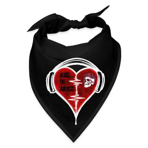 Axelofabyss Music in your heart - Bandana