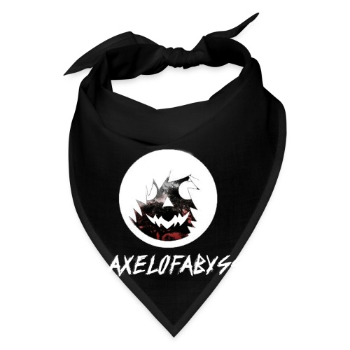 Axelofabyss Red with Nature - Bandana