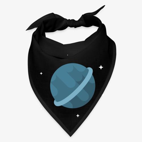 Tiny Blue Planet - Bandana