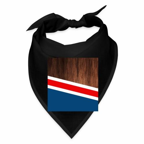 Wooden stripes - Bandana