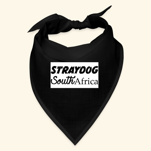 straydog clothing - Bandana