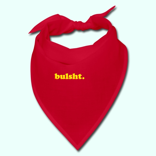 BulSht. Logo - Bandana