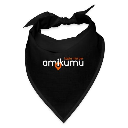 Kaptu min per Amikumu Blanka - Bandana