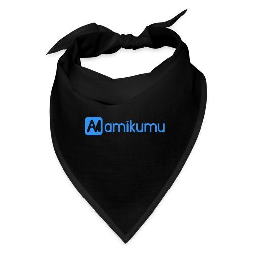 Amikumu Logo Blue - Bandana