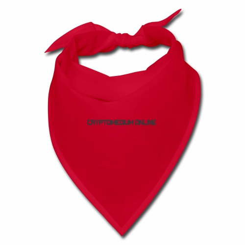 Cryptomedium logo dark - Bandana