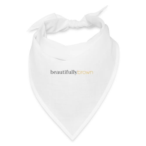beautifullybrown - Bandana