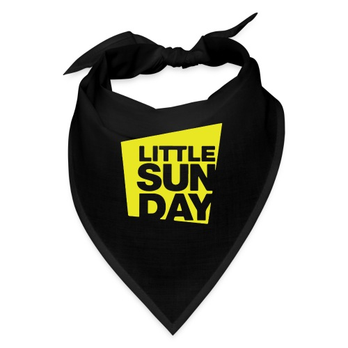 littleSUNDAY Official Logo - Bandana