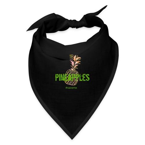 pineapples - Bandana