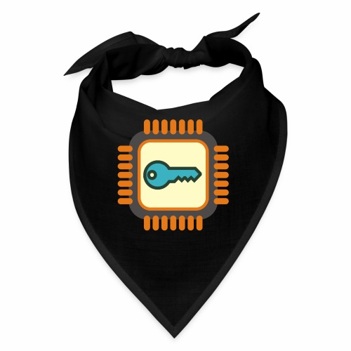 Micro Crypto Chip - Bandana