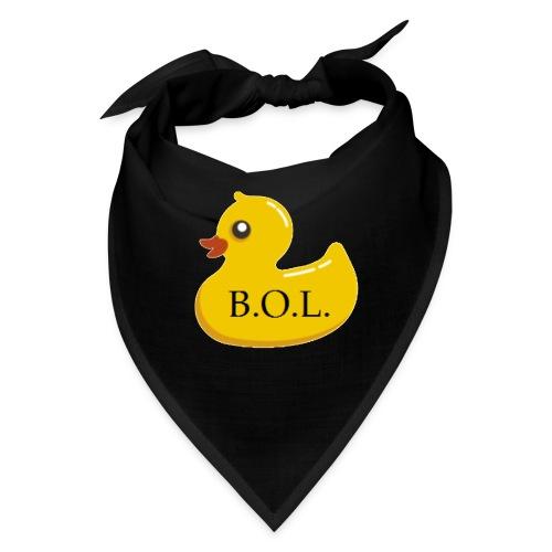 Official B.O.L. Ducky Duck Logo - Bandana