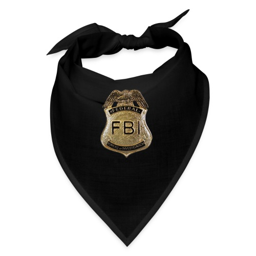 FBI Acronym - Bandana