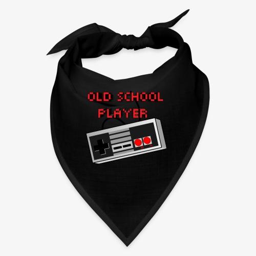 Old School Player - Bandana