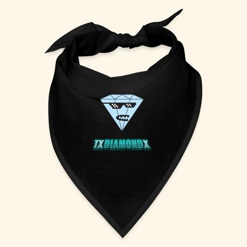 Txdiamondx Diamond Guy Logo - Bandana