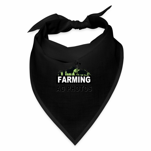 Farming Ag Photos - Bandana