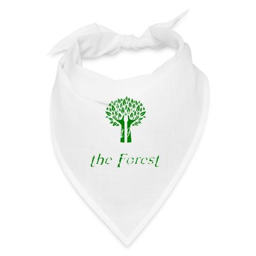 genealogy family tree forest funny birthday gift - Bandana