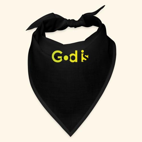 GOD IS #7 - Bandana