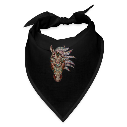 Horse head - Bandana