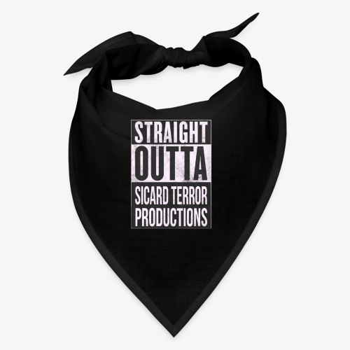 Strait Out Of Sicard Terror Productions - Bandana