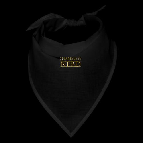 Shameless Nerd - Bandana
