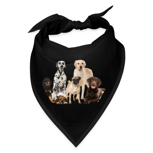 German shepherd puppy dog breed dog - Bandana