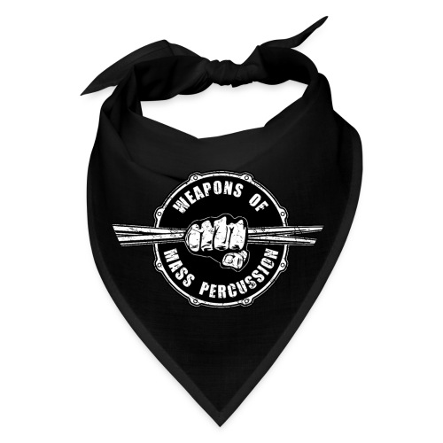 Weapons of Mass Percussion Drummers Drum Sticks - Bandana
