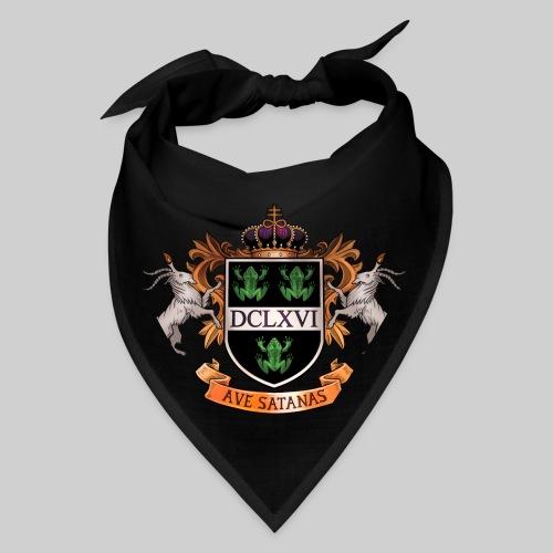 Satanic Heraldry - Coat of Arms - Bandana